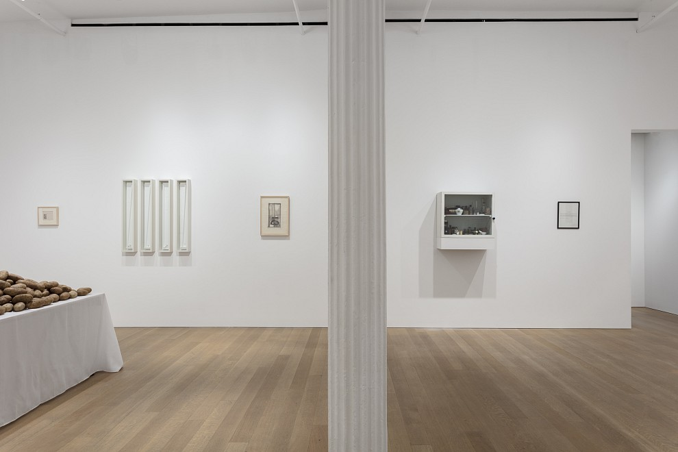 Victor Grippo: Sculpture and Drawings 1955-2001 - Installation View