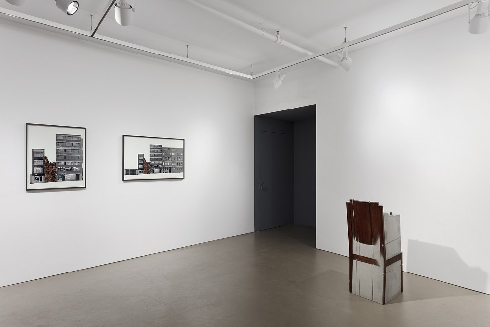 Doris Salcedo: Prints 2003 - 2009 - Installation View