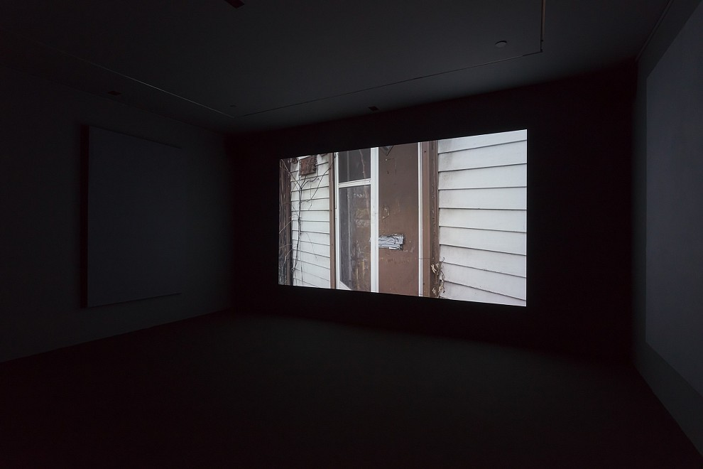 Willie Doherty: No Return - Installation View