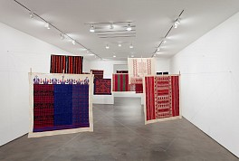 Past Exhibitions: Mona Hatoum: Twelve Windows Sep 13 - Oct 18, 2014