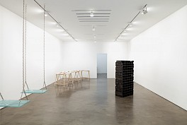 Past Exhibitions: Mona Hatoum: Bourj Mar 12 - Apr 28, 2011