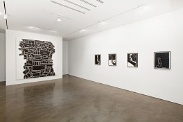 Past Exhibitions: Willie Cole: POST BLACK AND BLUE  Mar 13 - Apr 24, 2010