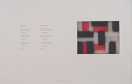 Past Exhibitions: Sean Scully: prints and photographs Dec  2, 2003 - Jan 10, 2004