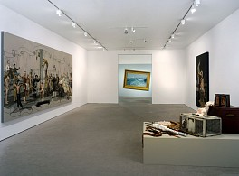 Past Exhibitions: Matthew Benedict: Crossing the Line Apr  5 - Apr  5, 2003