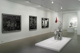 Past Exhibitions: Michael Landy: H2NY Feb 20 - Mar 31, 2007