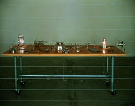 Past Exhibitions: Mona Hatoum Oct 23 - Dec  4, 1999
