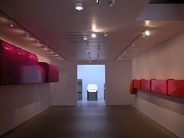 Past Exhibitions: Rita McBride: Vehicles and Vessels Sep  4 - Oct 11, 2003