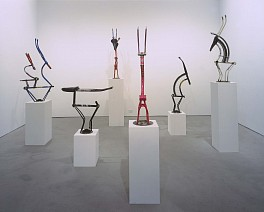 Past Exhibitions: Willie Cole: Before and After Sep  5 - Oct 12, 2002