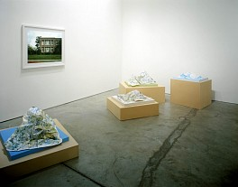 Past Exhibitions: Jennifer Bolande Oct 20 - Nov 24, 2001