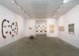 Past Exhibitions: Ree Morton: Drawings, Signs and Beaux 1974-1976 Sep  5 - Oct 13, 2001